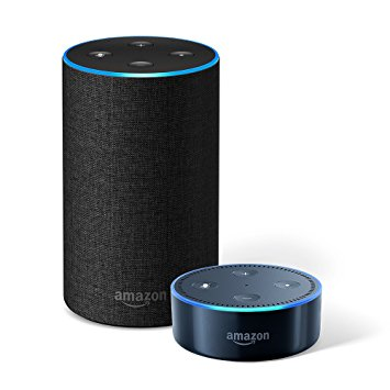 Amazon Echo ja Echo dot